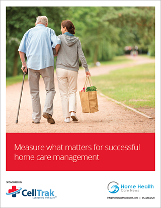 Download Measure what matters for successful home care management to learn the three key areas to monitor