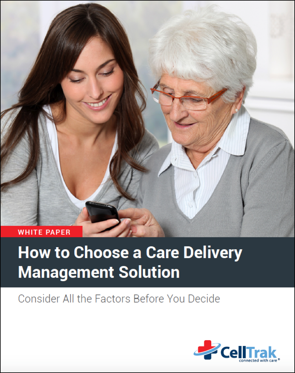 Download How to Choose a Care Delivery Management Solution