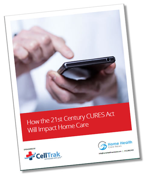 Download this white paper to learn how the 21st Century CURES Act will impact the home care industry.