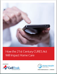 How the 21st Century CURES Act Will Impact Home Care