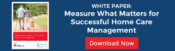 Download White Paper: Measure What Matters for Successful Home Care Management