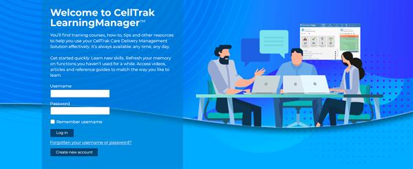CellTrak Learning Management System