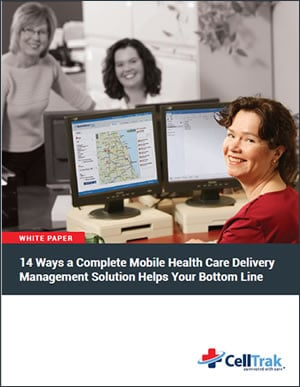 14 Ways a Complete Mobile Health Care Delivery Management Solution Helps Your Bottom Line